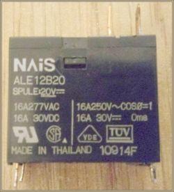 Amica HK3202 - przekaźnik do piekarnika