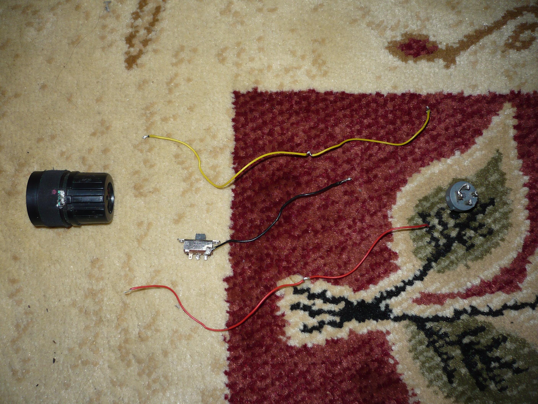 Poszukuje shematu po��cze� przewod�w w Mikrofonie Shure c608