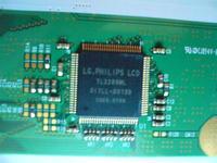 Monitor LCD LG Flatron L1900E - BF matryca �wieci na bia�o.