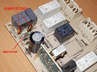 ARISTON FH 1039 - Jakie wartości elementów ?