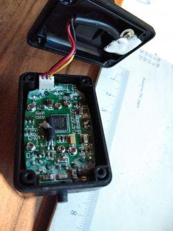 Kamera Cofania - Transmiter APB100 - podłączenie innego modelu kamery