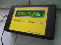 Rejestrator Temperatury - DATA LOGGER