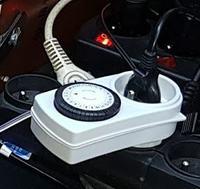 Miernik z dobowym wykresem zużycia prądu + zapis na kartę SD.