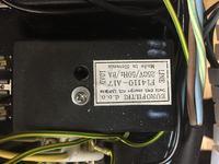 Odkurzacz WAP EC 850 silniki bez szczotkowe pali bezpiecznik