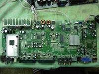 Compacks LDW320-DB - Po kilkudziesiąciu sekundach ginie obraz.