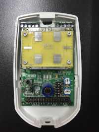 Podłączenie czujki Pyronix KX15DTAM do Integra 64