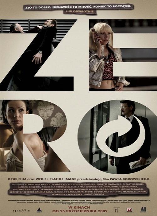 Zero (2009) PL.DVDRip.XViD-N30CR4ZY / FiLM POLSKi
