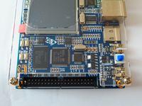 """[Sprzedam] Zestaw STM32 STM32F103VCT6 NAND MP3 LCD 3.0"""""""