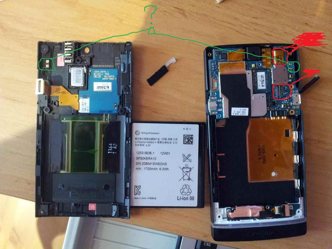 Sony Xperia S - G�o�nik multimedialny nie dzia�a.