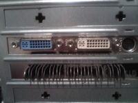 GeForce 9600GT 512mb, a telewizor - pytanie