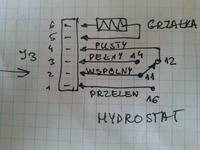 Hotpoint Ariston - Jak sprawdzić blokadę bebna i hydrostat? Dla Laika
