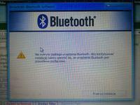 hp655 - sterowniki bluetooth nie można zainstalować