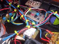 Wzmacniacz mocy MOS-FET 2x120W/8ohm.