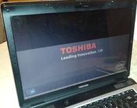 Toshiba L300-1C8 - Pasy na matrycy - uszkodzona taśma czy matryca?