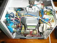 Zelmer - kuchenka mikrofalowa 29z014 schemat instalacji