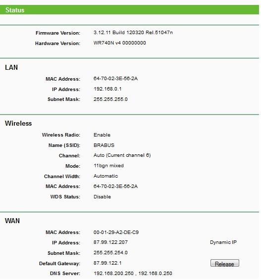 Serwer multimedi�w Mezzmo nie ��czy (nie wykrywa) tv ani telefonu