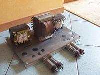 [Sprzedam] Zestaw do budowy wzmacniacza stereo PP 4xEL34