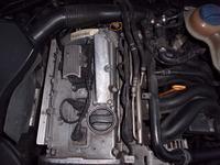 audi a4 b5 1.8 benzyna - czujnik temperatury cieczy chłodzącej lokalizacja
