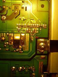 Samsung 940N Plus. Zamontowana jedna �wietl�wka kt�ra ga�nie po 1s