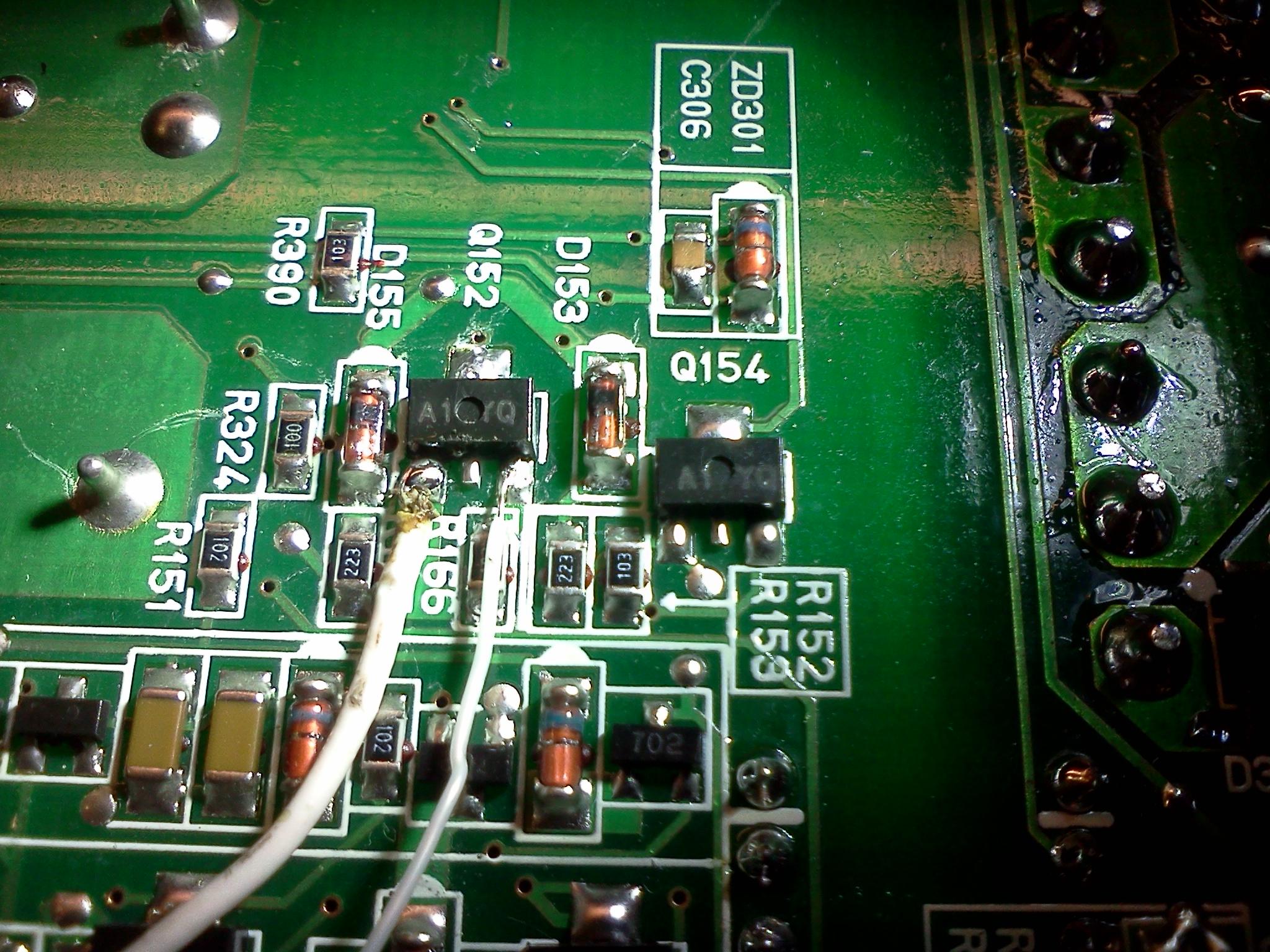 Tranzystor SMD A1YQ - Co to jest ?