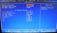 MSI 760GMA-P34FX - Zbyt du�e obroty wentylatora CPU