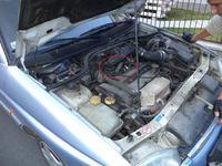 Escort MK7 1,8 16V - Nie odpala.