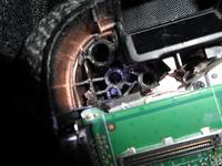 HP, Pavilion,G6-2330 - Brak podświetlania LCD, uszk. wtyk taśmy LCD