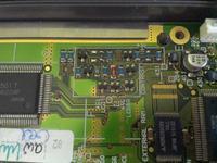 Skopometr Fluke 99 series II - nie wyświetla nic na LCD