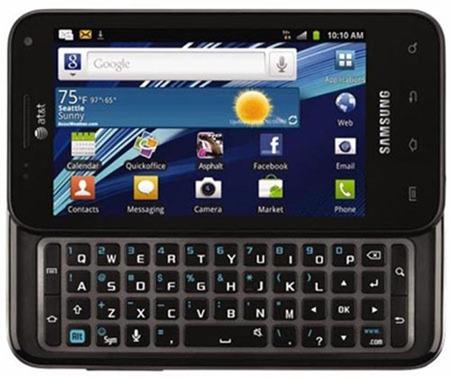 Samsung Captivate Glide od AT&T - kolejny smartfon z Androidem