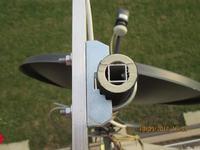 DIPOL 1/RUZ B - Jak do w/w anteny dołączyć polaryzację pionową