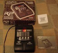 [Sprzedam] Multiefekt Digitech RP155,zasil., instr. PL, kabel USB, kostki 165z�