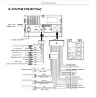 Radio PEIYING PY9908 podłączenie pod ster. kierownicy nissan primastar