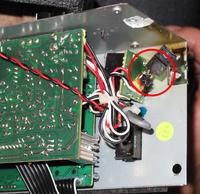 [Wzmacniacz Gitarowy VOX DA-5 12V] - Jak rozpoznać jaki to upalony tranzystor?
