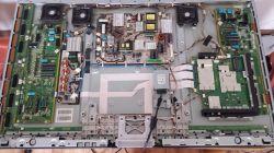 Panasonic TX-P42GTS31 - zakłócenie połowy obrazu na ekranie