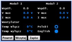 Sterownik nawadniania ogrodu z LCD oraz możliwością pracy w sieci HA