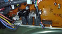 Pralka Samsung WF8AF5E0Q4W - rozłącza się i przestaje prać