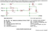 Chart 210 - elektroniczny moduł zapłonowy - spory problem