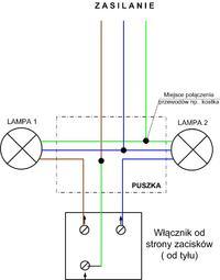 Budowa nowego obwodu o�wietleniowego