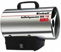 Nagrzewnica gazowa Einhell HGG NIRO 110 11 KW