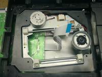 TV Thomson 21ht195 Combo brak lasera DVD w napędzie