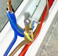 Naprawa kabla w ścianie na lata - czyli roast me elektrodo :)