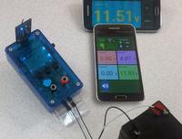 Woltomierz cyfrowy DIY, 4 kanały, WiFi