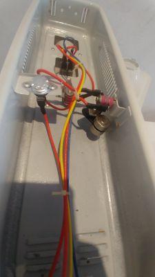 Grzejnik olejowy Sanico termostat i...