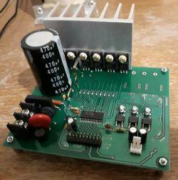 [STM32] Algorytm sterowania mikrokontrolerem silnika indukcyjnego 3 fazowego