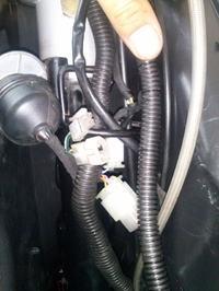 Peugeot Ludix - Brak instalacji kierunkowskazów