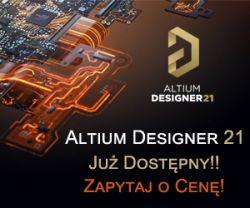 Altium Designer 21 - już dostępny!! Zapytaj o promocyjną cenę