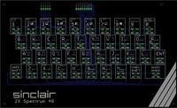 Prośba o sprawdzenie PCB klawiatury do spektruma