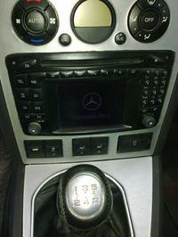 Comand 2.0 cyli nawigacja mercedesa zamontowana w Fordzie :)