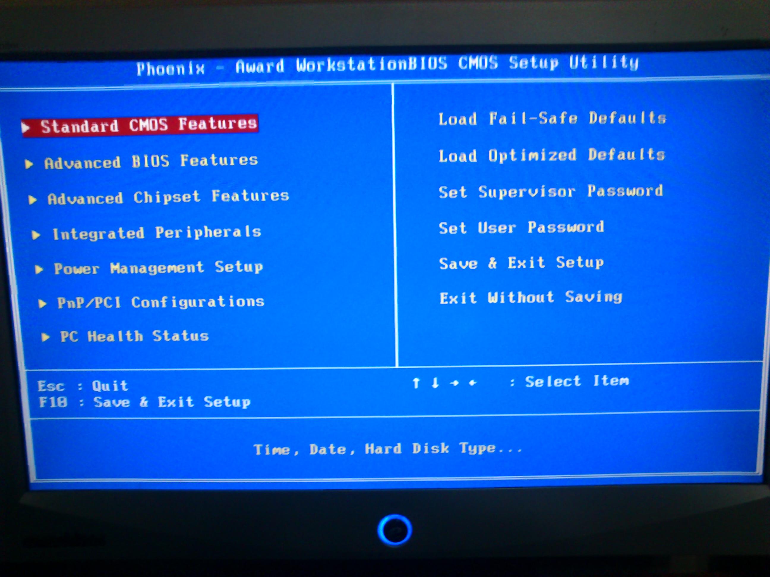 Jak podkr�cic procesor z tym biosem? :(