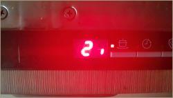 Zmywarka Electrolux ESL48010 - wskazuje nieokreślony błąd i źle działa